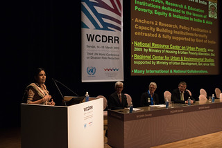 Day 3 - Third UN World Conference on Disaster Risk Reduction