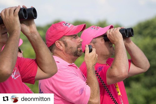 @deonmitton got some great shots at Fisk this week. Can't wait to see his pics from the tower tour! Nice meeting you! @deonmitton with @repostapp ・・・ Oshkosh ATC rocks ! A big THANK YOU goes to the talented men and women in pink. They volunteer their serv