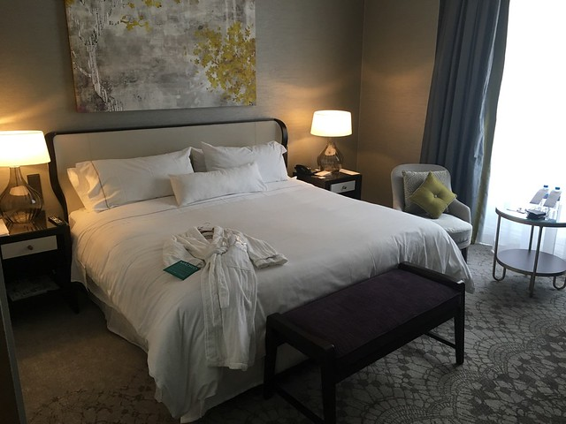 Chambre De luxe Westin Palace Madrid
