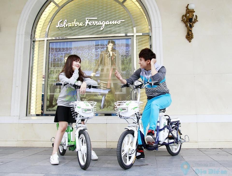 các mẫu Xe điện HKbike