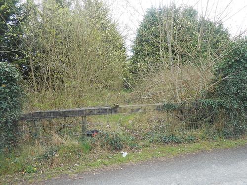 abandonedrailways ireland disusedrailways portlaoise greatsouthernwesternrly levelcrossing