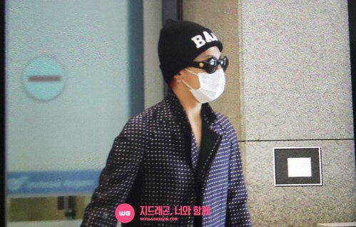 G-Dragon Arrival Seoul from Paris 2015-07-09 013
