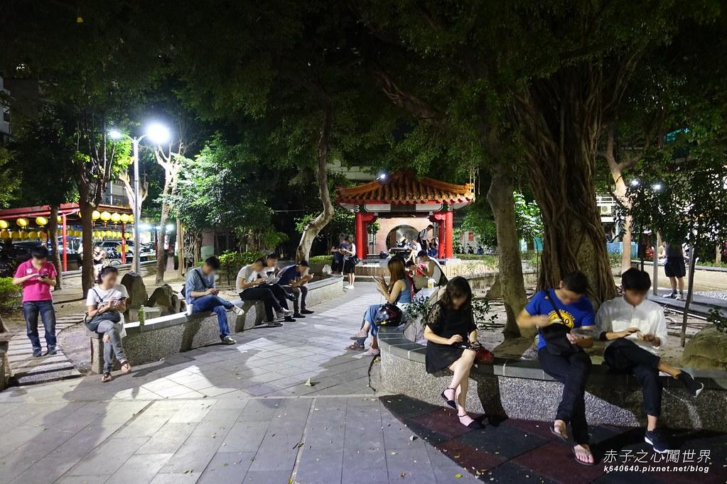 大台北寶可夢地圖-新興公園1