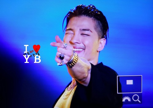 BIGBANG FM Chengdu 2016-07-03 Taeyang (1)