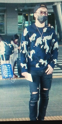 Big Bang - Incheon Airport - 28sep2015 - withriality - 02