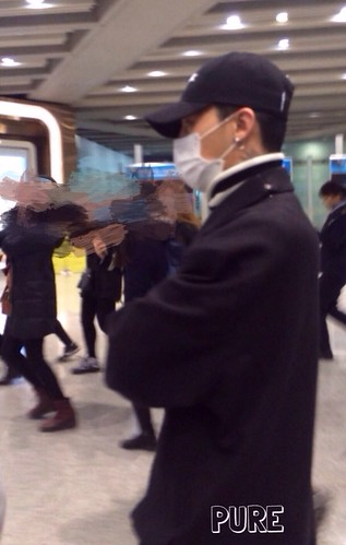 Big Bang - Beijing Airport - 31dec2015 - PPPPPPPure - 01