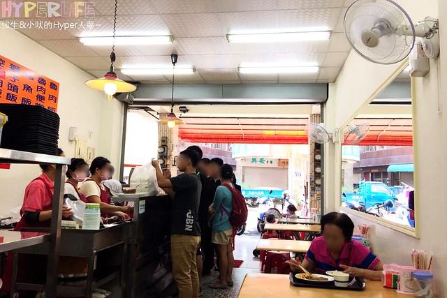 后呂村雞腿飯 (2)