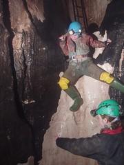 Caving: Ogof Fynnon Ddu (17-Sep-05) Image