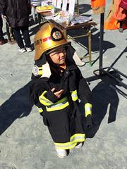 消防とらちゃん