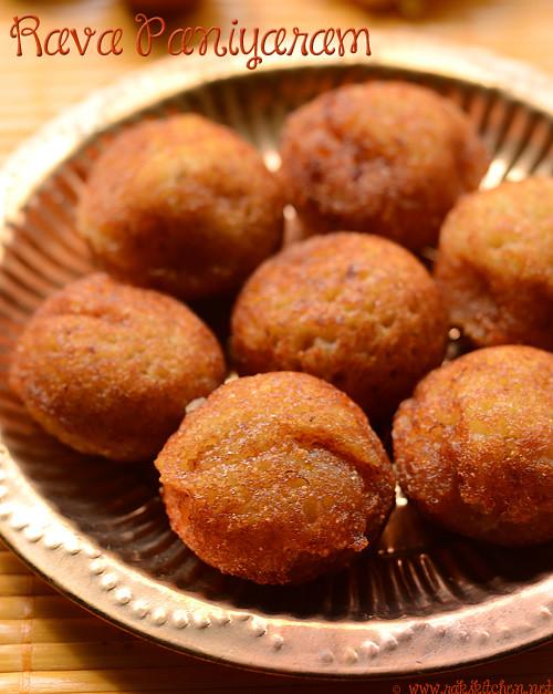 rava-sweet-paniyaram