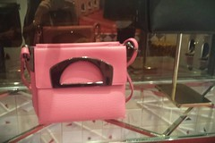 A unique bag from Christian Louboutin