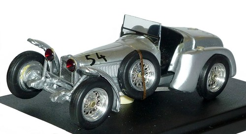 FB Model Alfa Romeo 1750 MM 1936 Gasogeno (3)