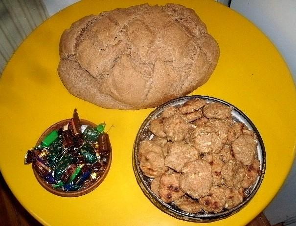 Backwerk und Schokolade