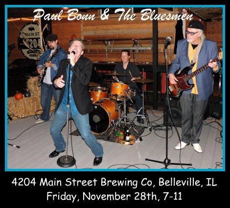 The Bluesmen 11-28-14