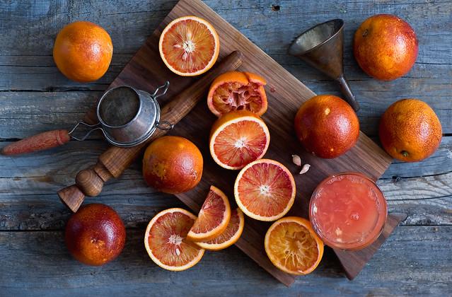 bloody oranges s