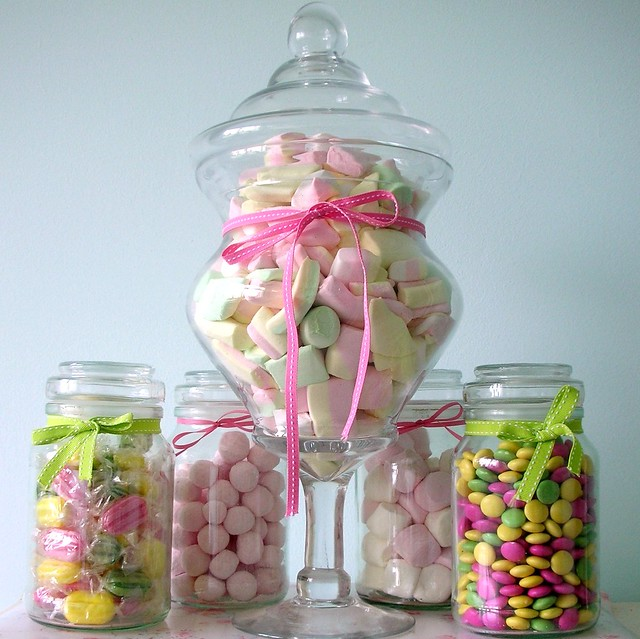 Candy Jars Torie Jayne