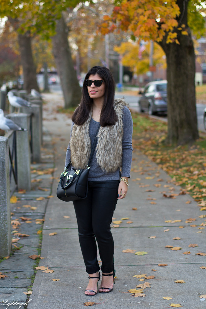 coated denim, fur vest, grey tee-2.jpg