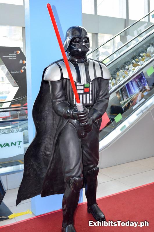 Darth Vader Standee