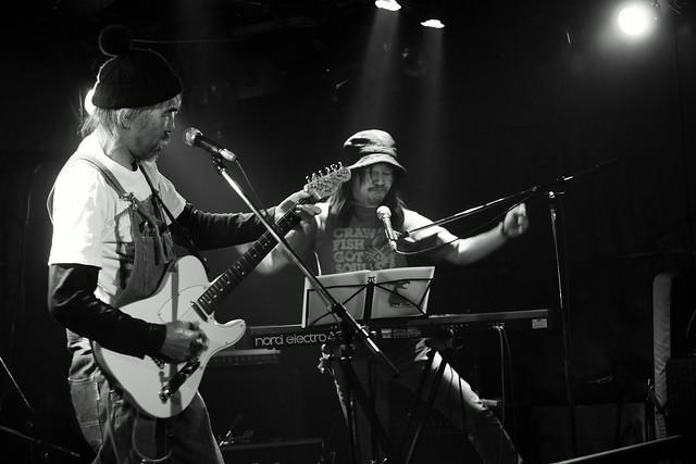ファズの魔法使い live at Outbreak, Tokyo, 09 Dec 2014. 316