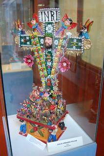Impressive Folk Art in Huamanga, Ayacucho, Peru