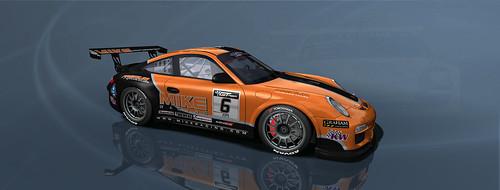 Porsche 911 (997) GT3 Cup - Mike Racing - GT Asia 2014 -rfactor Enduracers