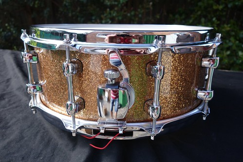 Sakae SD1455MA snare drum