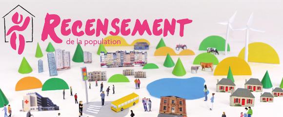 Recensement de la population 2015