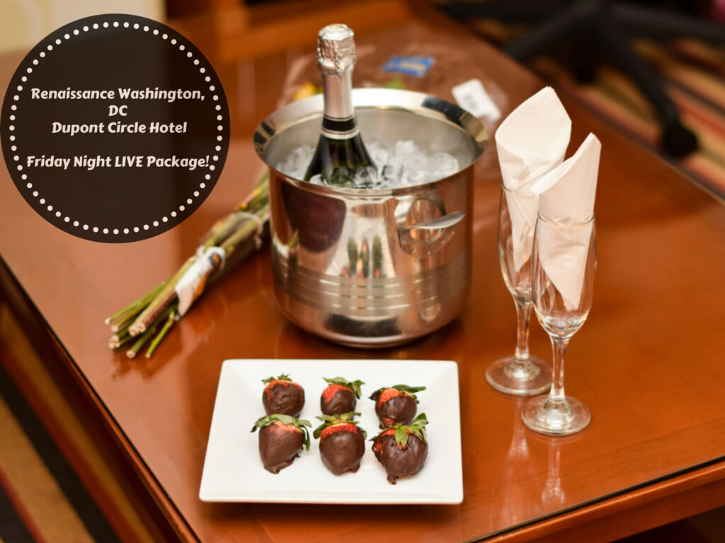 SpicyCandyDC, The Renaissance Hotel