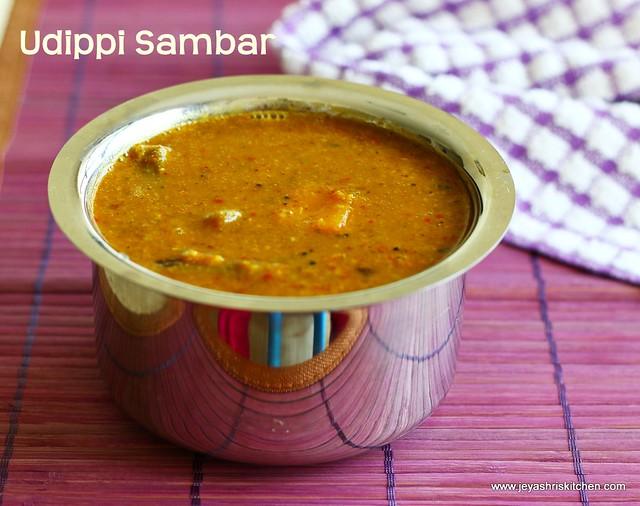 Udippi-sambar