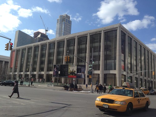 Lincoln Center, NYC. Nueva York