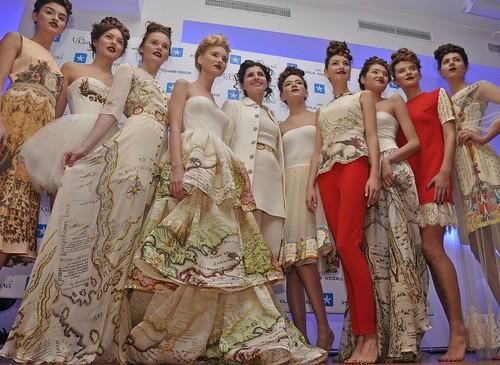 Вчити історію України допоможуть… жіночі сукні