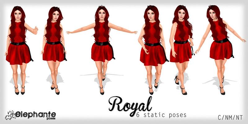 EP - Royal