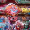 Cadillac Ranch... #art #streetart #smiley #cadillac #cadillacranch #texas
