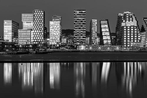 Oslo Skyline