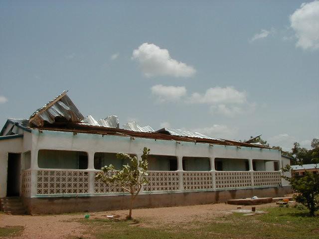 Maggio 2004 dopo l'uragano