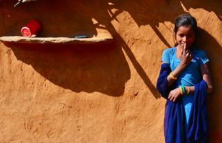 India-Gujarat-Adiwasi village near Poshina (Explore)