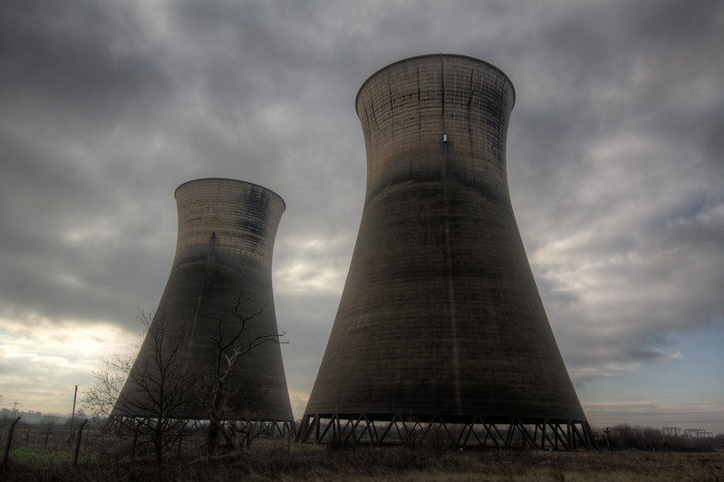 Willington Cooling Towers  Derby