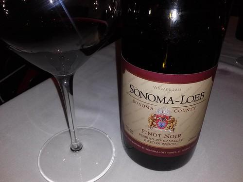 Chappellet Wine Dinner