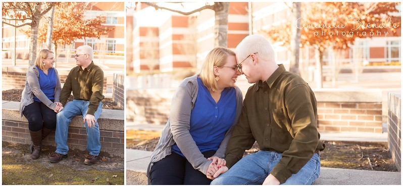 Bill & Monica - Amanda Brendle Photography - Greenville, NC Photographer
