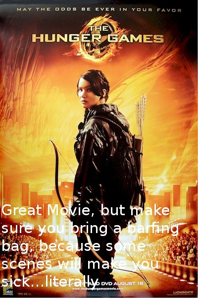 essay on the hunger games movie The hunger games is a very enjoyable futurist adventure, presented with a compelling, beady-eyed intensity the worry now is that with big-screen versions of the.