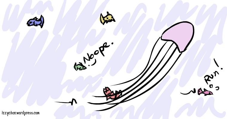 fish nope run