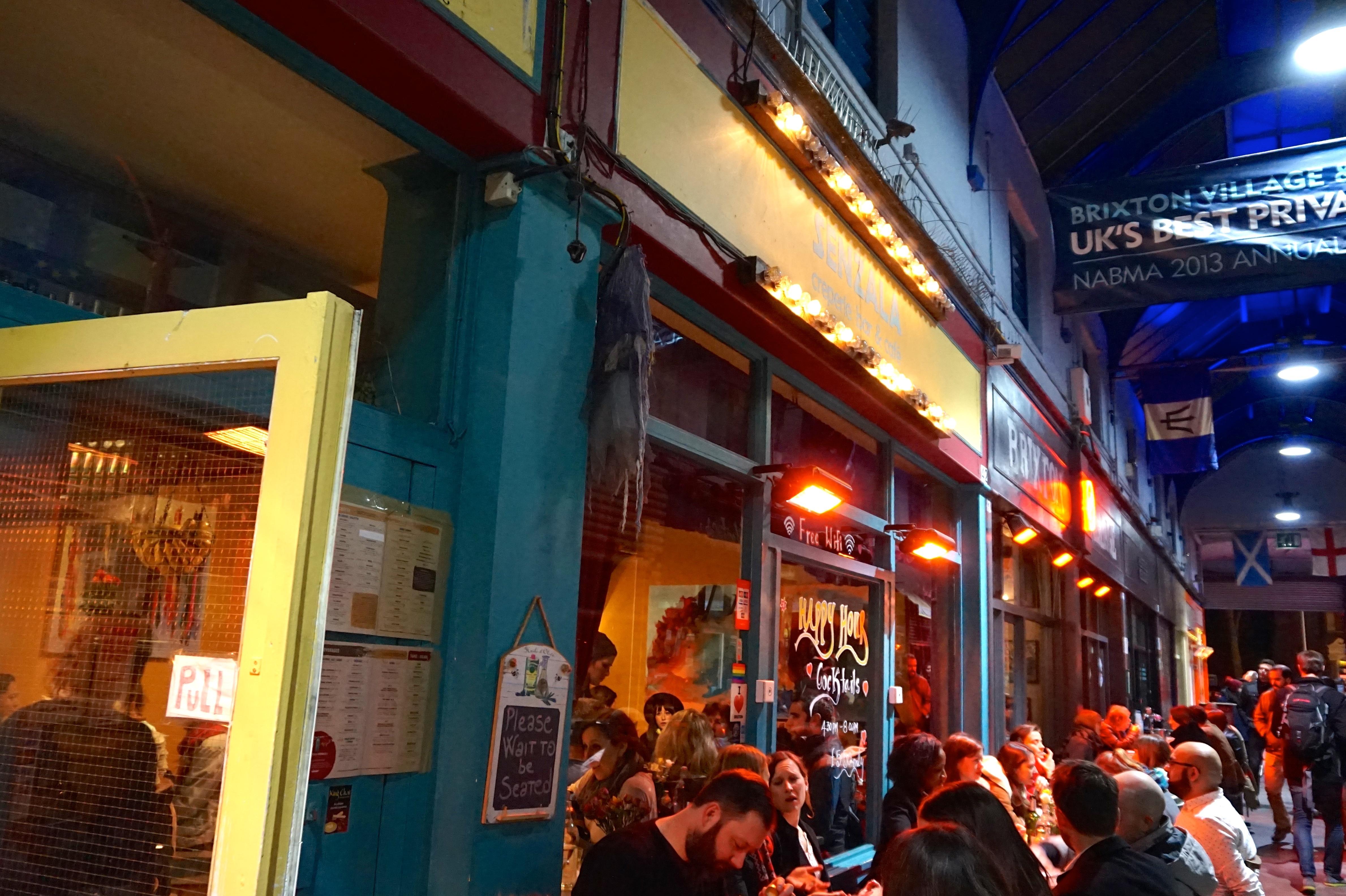 Brixton Market 7