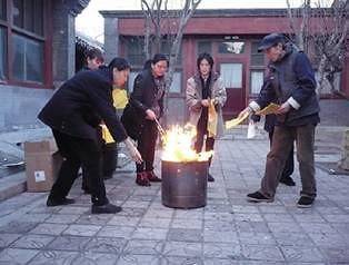 赵紫阳逝世十周年祭1