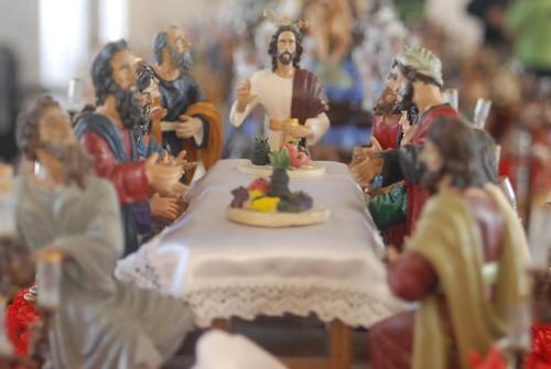 AionSur 16428340467_302072963f_d La mayor exposición de pasos en miniatura llega a Arahal de la mano de Jesús Jara Cultura
