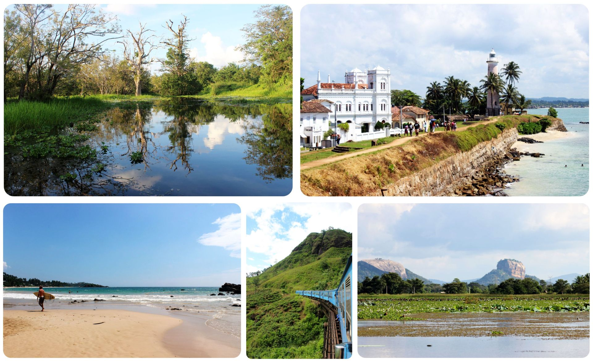 Diverse Sri Lanka