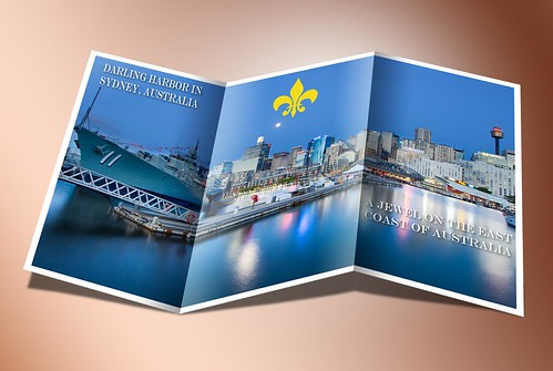 Darling Harbor Tri-Fold