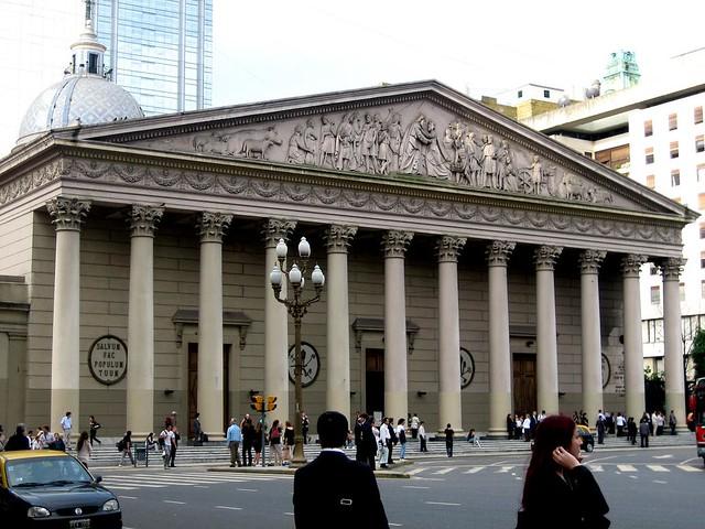 Que ver en Buenos Aires. Catedral Metropolitana.