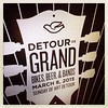 Teeshirt design finished and sent to @11thmonk3y for printing. Grease your chains this weekend and let's ride with @phxspokespeople to look at art next weekend at the first ever #detourdegrand as part of Art Detour! #bikes #beer #bands #dtphx #GrandAvePhx