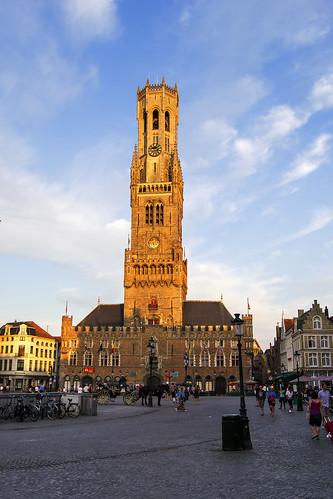 Brugge - Belfort1