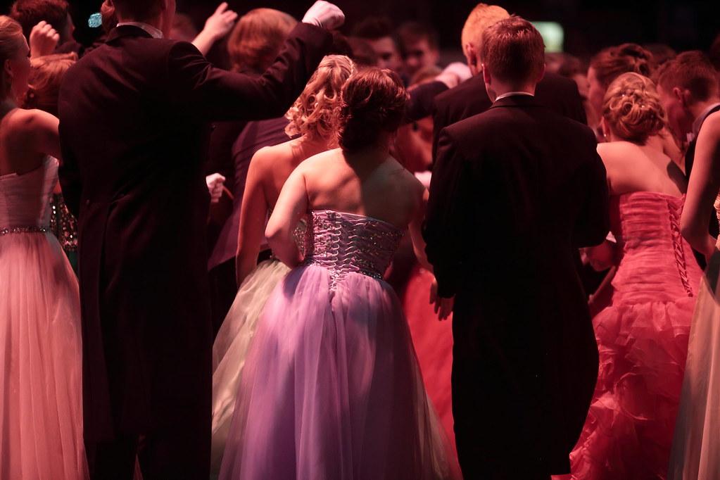 Lumin vanhojen tanssit121